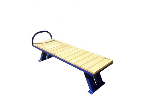 Street fitness streight bench-0