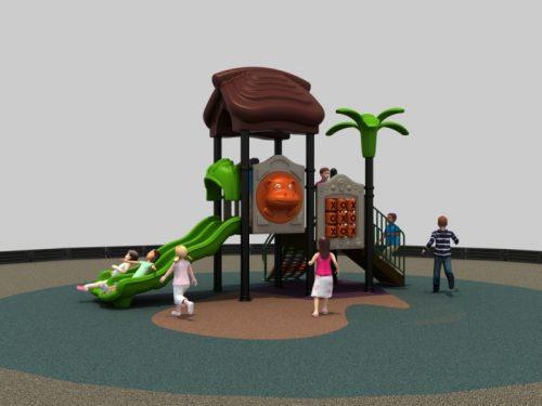 Комбинирани съоръжения за деца