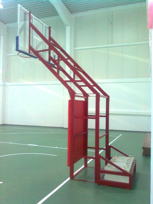 Противотежест за стойка баскетболна решетъчна-0
