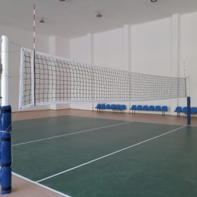 professional volleyball facility