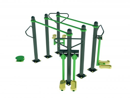 outdoor fitness gym sport