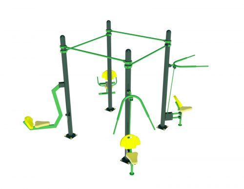 combined outdoor equipment 8 in 1