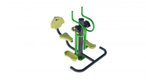 Уреди за рехабилитация за външен фитнес