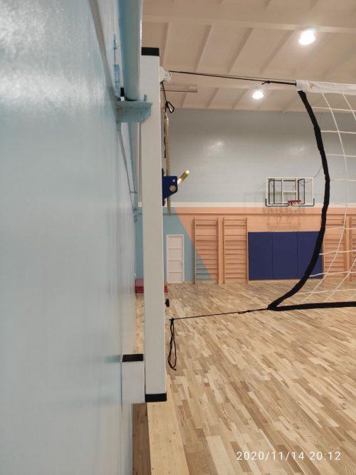 стойки волейбол стенни