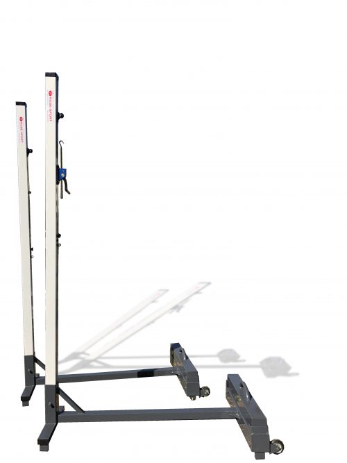 volleyball stands mobile