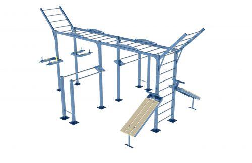 street workout monkey ladder