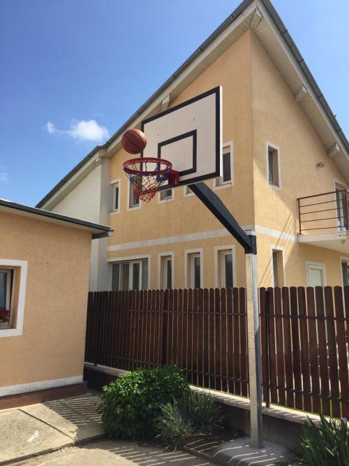 basketball stand home