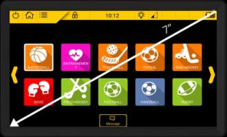 Електронни табла за отчитане на резултати