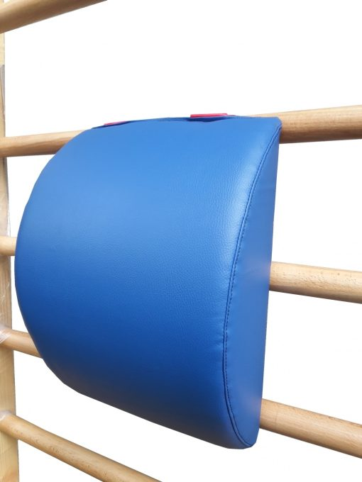 curved pillow for wall bars 1