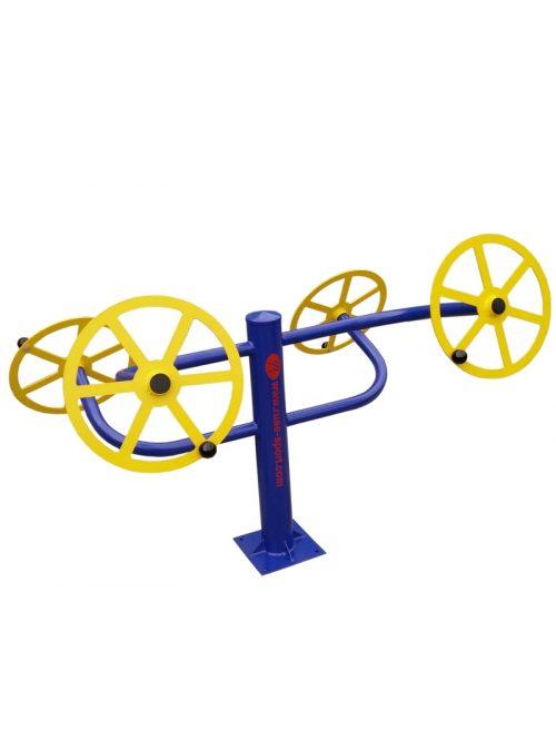 wheels low rehabilitation